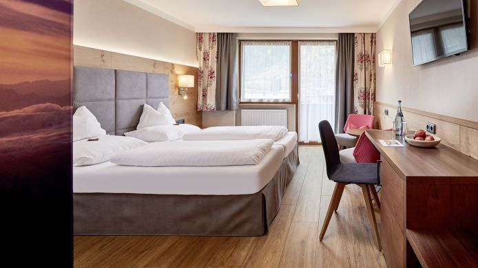 Chambre double (confort) Hotel Neue Post