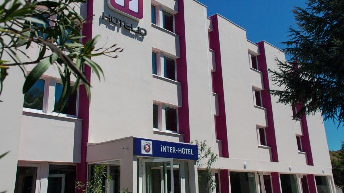 Bild Montpellier Sud  Hôtel Hotelio The Originals City (ex Inter-Hotel)