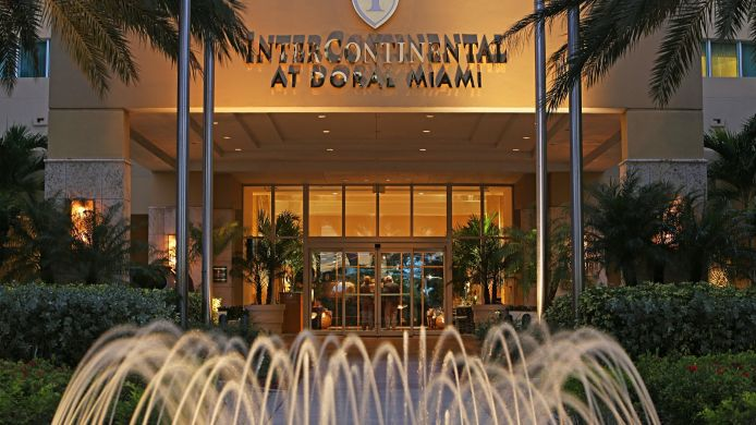 Vista esterna InterContinental Hotels AT DORAL MIAMI