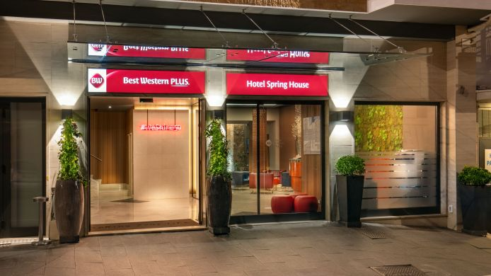 Bild Best Western Plus Hotel Spring House