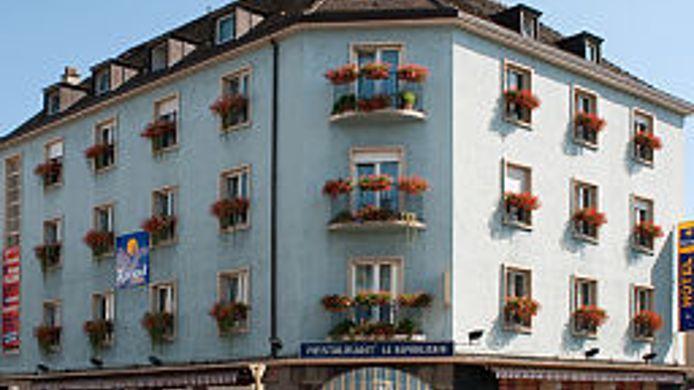 hotel kyriad colmar centre gare 3 hrs star hotel rh hrs com