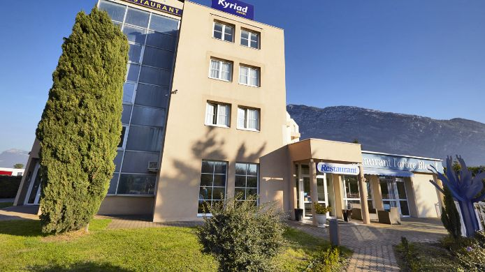 Hotel Kyriad Grenoble Nord St Egreve Le Fontanil 3 Hrs