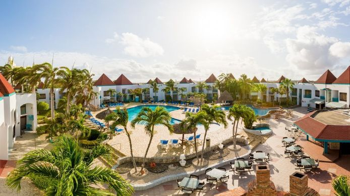 Außenansicht The Mill Resort & Suites Aruba
