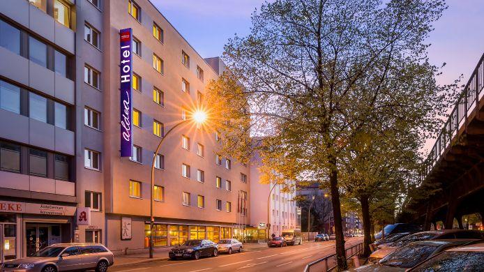 Hotel Novum Aldea Berlin Centrum 3 Hrs Sterne Hotel Bei Hrs Mit