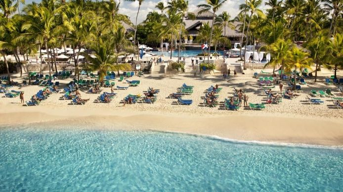 Vista exterior Viva Wyndham Dominicus Beach Resort - All Inclusive