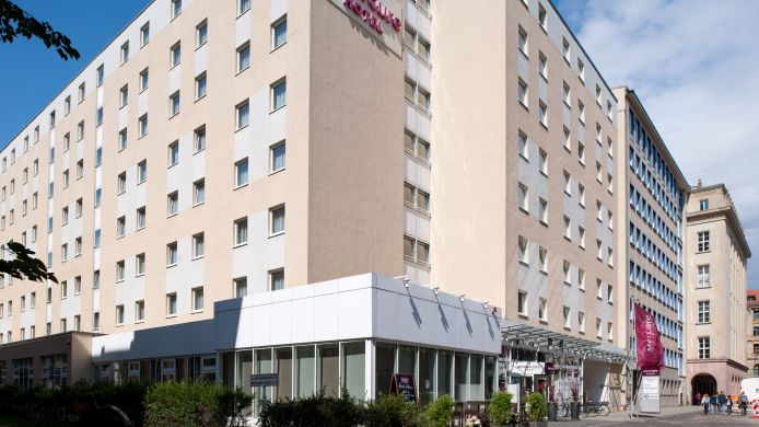 Bild Mercure Hotel Berlin City