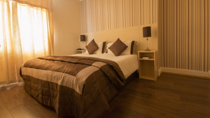 Chambre double (standard) Bellavista Hotel and Self Catering Suites