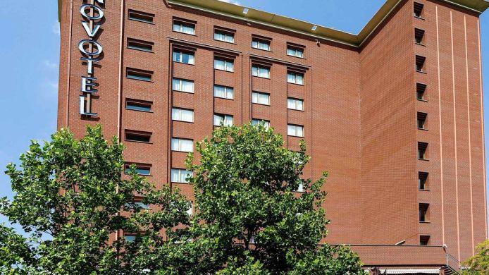 Hotel Novotel Torino Corso Giulio Cesare 4 Hrs Star Hotel