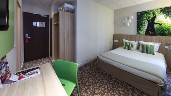 Double room (standard) urban by balladins Lille Gare