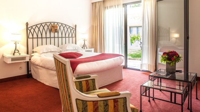 Double room (superior) Avignon Grand Hotel