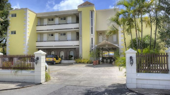 Exterior View Sea Breeze Beach House By Ocean Hotels All Inclusive