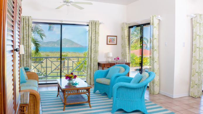 Kamers The Mount Nevis Hotel
