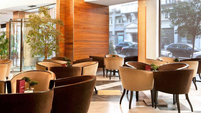 Hotel Catalonia Gran Vía 4 Hrs Star Hotel In Madrid