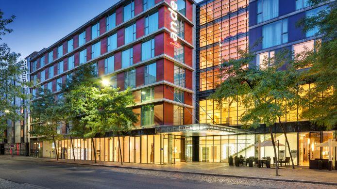 Hotel Vienna House Andels Prague Hotel De 4 Hrs Estrellas En Praga