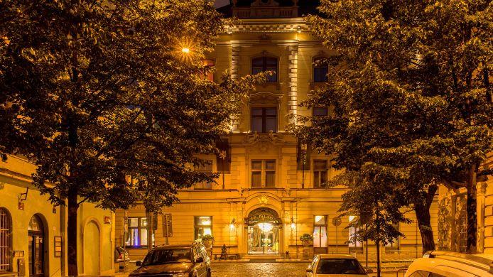 Picture Le Palais Art Hotel Prague