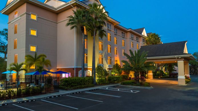 Außenansicht Fairfield Inn & Suites Clearwater