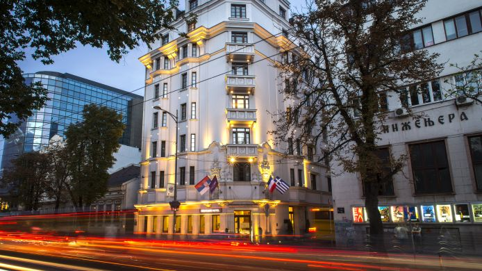 Photo Mercure Belgrade Excelsior