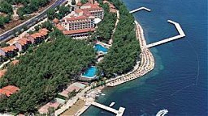 Außenansicht Grand Yazici Marmaris Palace - All Inclusive