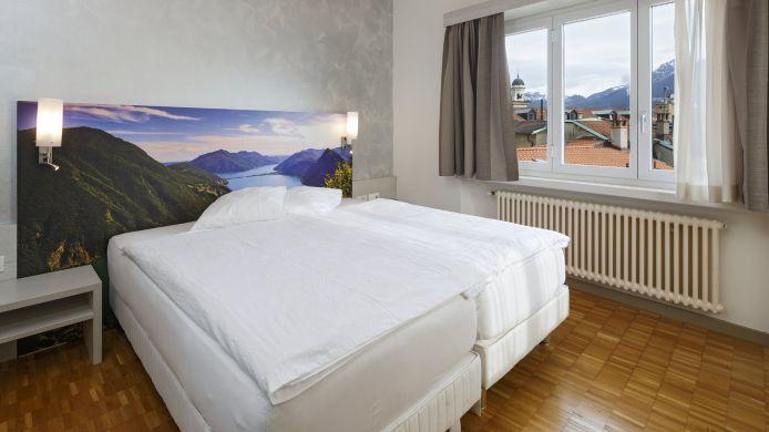 Camere Familiari Lugano : Acquarello swiss quality hotel hotel a hrs stelle a lugano