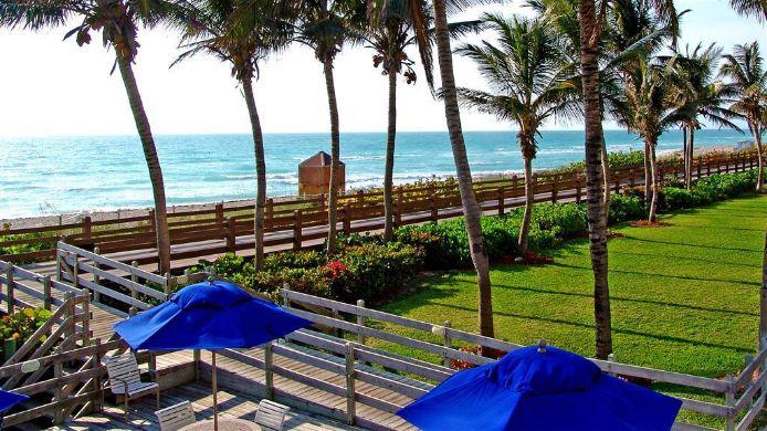 Exterior View Four Points By Sheraton Miami Beach
