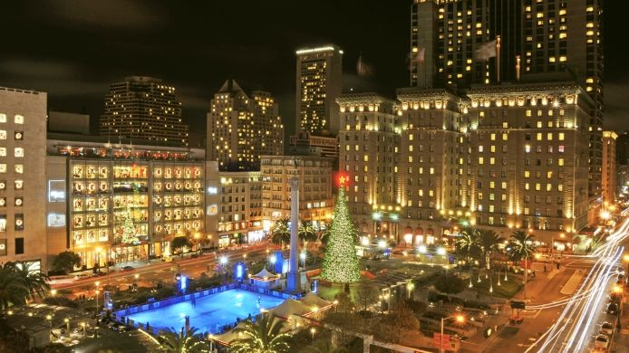 Vista esterna The Westin St. Francis San Francisco on Union Square