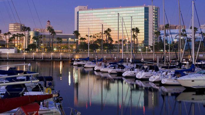 Hotel Hyatt Regency Long Beach - 5 HRS star hotel