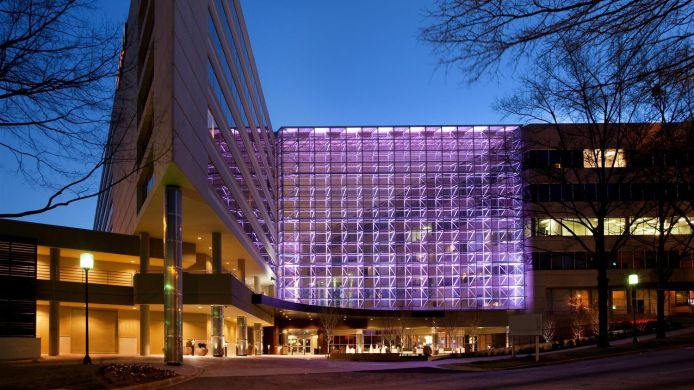 Vista exterior Hyatt Regency Greenville
