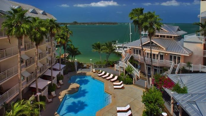 Vista exterior Hyatt Centric Key West Resort and Spa