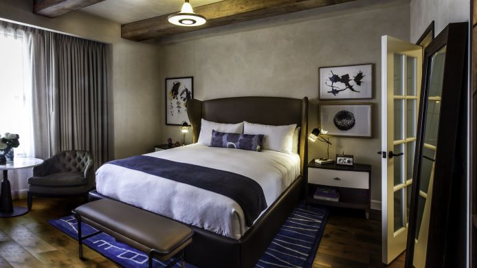 Chambre Hotel Figueroa Downtown Los Angeles