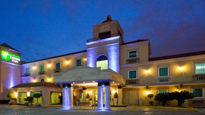 Außenansicht Best Western Plus Monterrey Colon