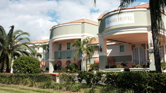 Außenansicht Clarion Inn and Suites Clearwater