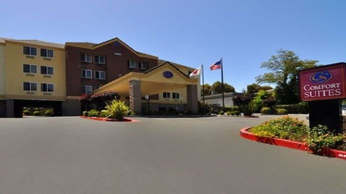 Außenansicht Holiday Inn Express CASTRO VALLEY