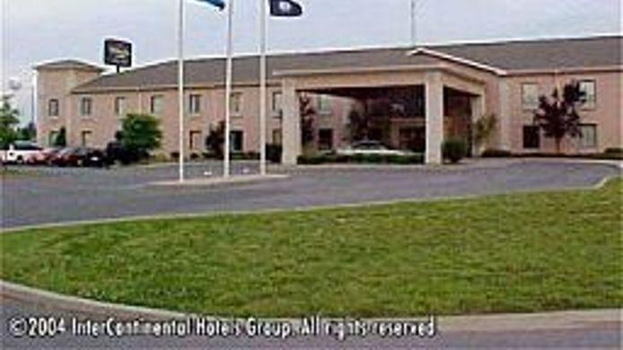 Quality Inn Suites Benton Draffenville 2 Hrs Star Hotel