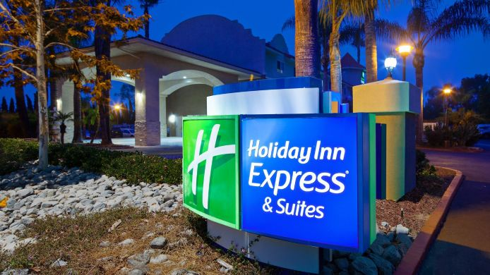 Außenansicht Holiday Inn Express & Suites SAN DIEGO-ESCONDIDO