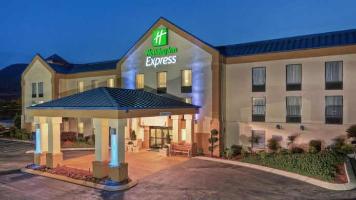 Exterior View Holiday Inn Express Suites Bourbonnais Kankakee Bradley
