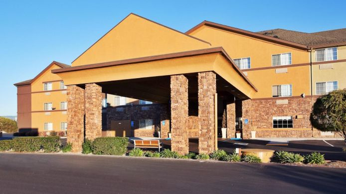 Vista esterna Holiday Inn Express & Suites WATSONVILLE