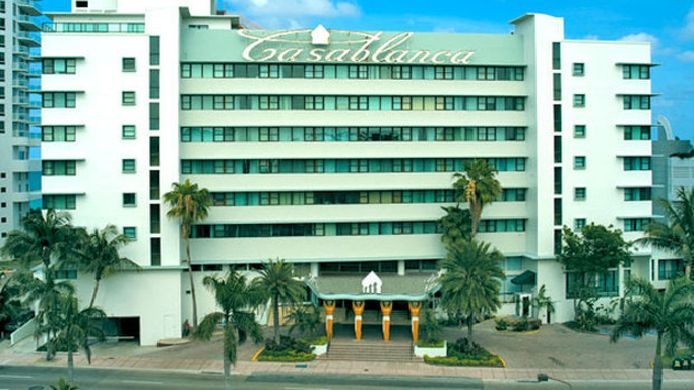 The new casablanca hotel miami beach: bei hrs mit gratis leistungen