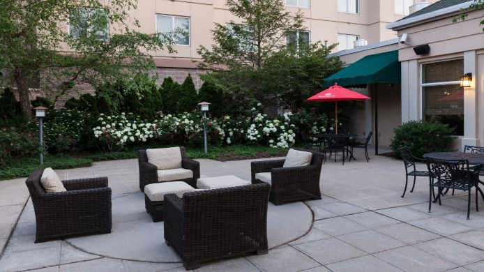 exterior view hilton garden inn rockaway - Hilton Garden Inn Rockaway