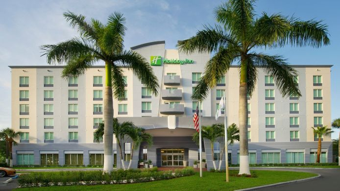 Außenansicht Holiday Inn MIAMI-DORAL AREA