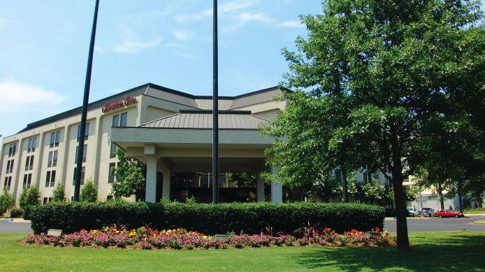 Hampton Inn Meridian - 3 HRS star hotel