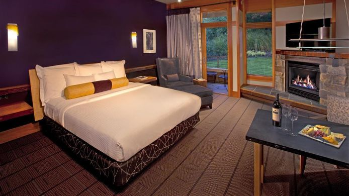 Chambre Willows Lodge LVX