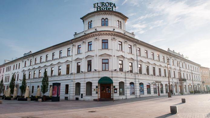Hotel Europa 4 Hrs Star Hotel In Lublin