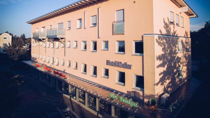 Hotel Mader Ottobrunn 2 Hrs Sterne Hotel Bei Hrs Mit Gratis