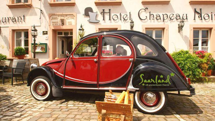 Chapeau noir designhotel Überherrn sterne hotel bei hrs mit