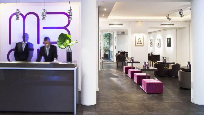 Hotel Marceau Bastille - 4 HRS star hotel in Paris on