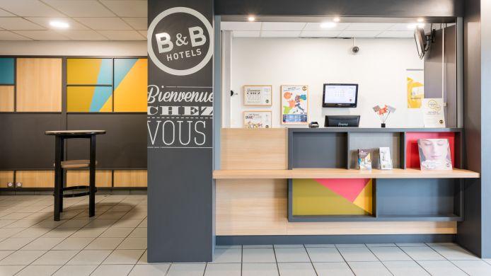 Hotel B B Rouen Saint Etienne 2 Hrs Sterne Hotel Bei Hrs Mit
