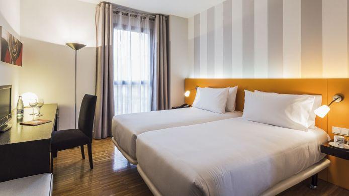 Hotel Exe Tres Cantos Hotel De 4 Hrs Estrellas