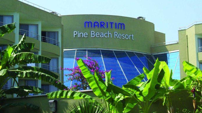 Exterior View Maritim Pine Beach Resort