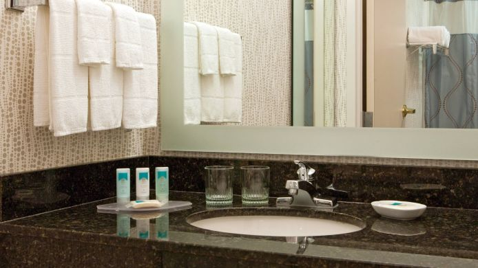 Suite SpringHill Suites Tarrytown Westchester County