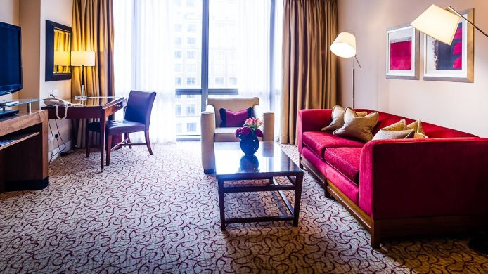 Zimmer Marriott Executive Apartments London Canary Wharf